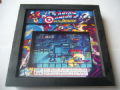 CAPTAIN AMERICA & THE AVENGERS Arcade Screen  3D Diorama Shadow Box